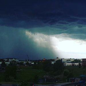 Hail Season in Denver: A Look at Denver's 2016 Hail Storms