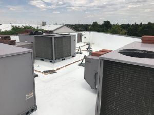 A New Life for an Existing EPDM Roof