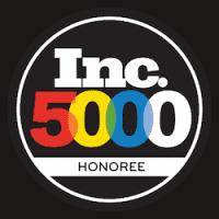 inc 5000 honoree logo for Elite Roofing in Denver.