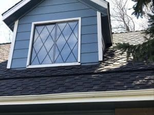 a new CertainTeed Presidential IR roof