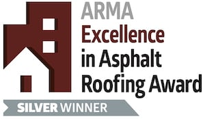 ARMA Excellence in Roofing Award
