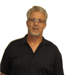 Kyle Larson of Elite Roofing