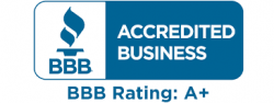 BBB A_ rated roofer Elite Roofing logo
